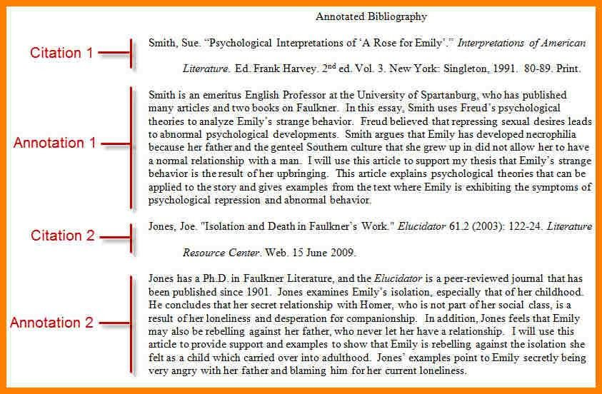 mla annotated bibliography example 10 mla annotated bibliography
