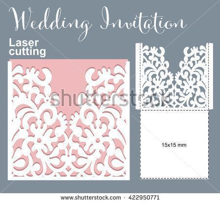 822 best Cards & Invitations images on Pinterest   Laser cutting ...