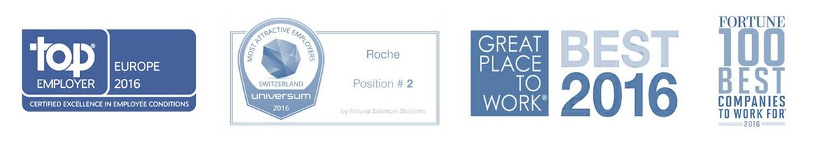 Roche - Data Integration Specialist (temporary for 3 years)