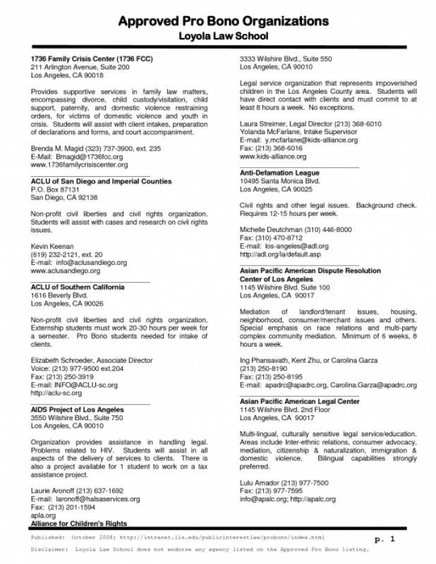 Family Law Attorney Resume – Resume Examples