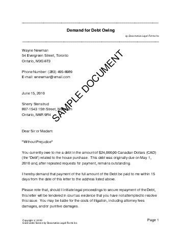 back pay demand letter how to demand payment in a letter findlaw ...