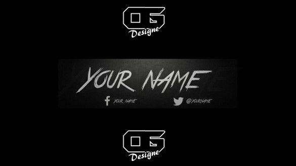 25+ Youtube Banner Templates – Free Sample, Example, Format with ...