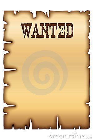 Most Wanted Poster Clip Art – Clipart Free Download