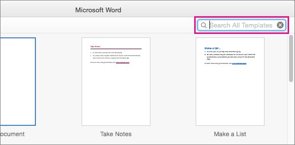 Create return address labels in Word 2016 for Mac - Word for Mac