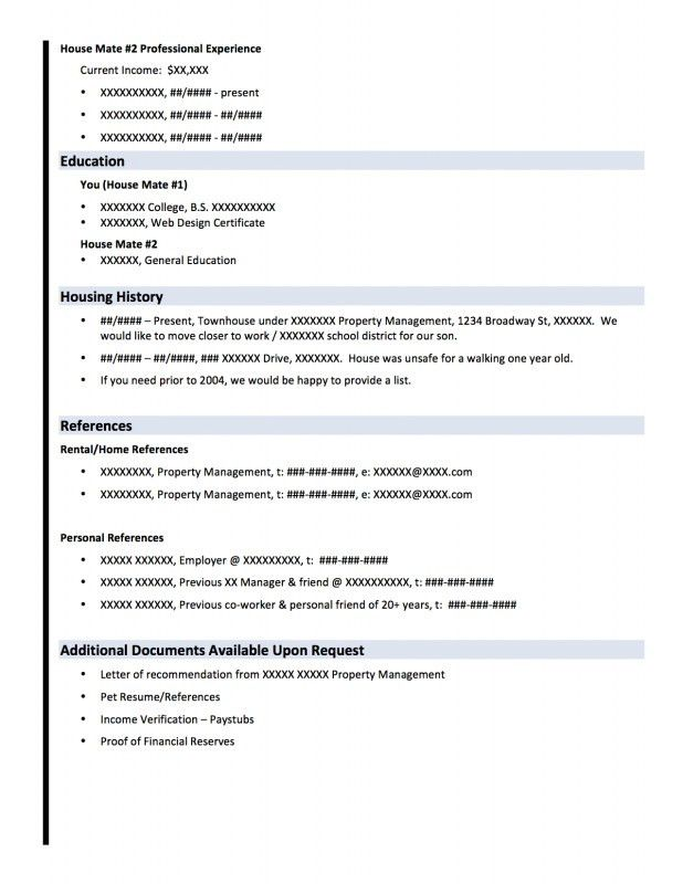 How To Create The Perfect Resume | Samples Of Resumes