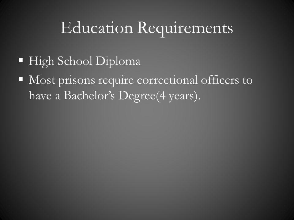 Whitney Miller 3B Correctional Officer. Why I'm Interested I'm ...