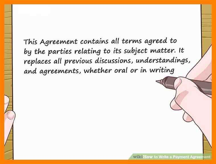 Agreement Template – riobrazil blog
