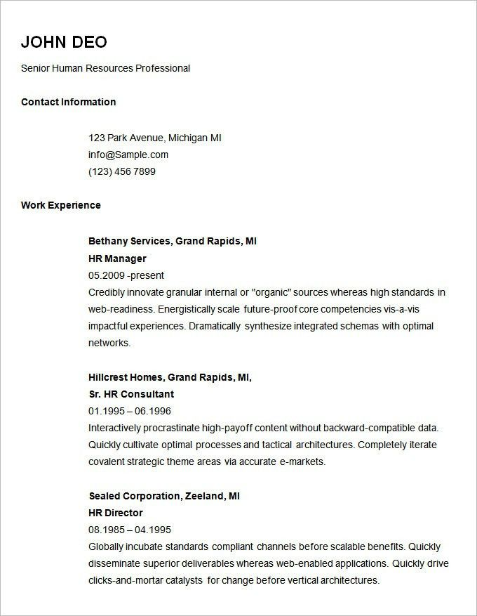 examples of resumes cover letter experience resume format ...