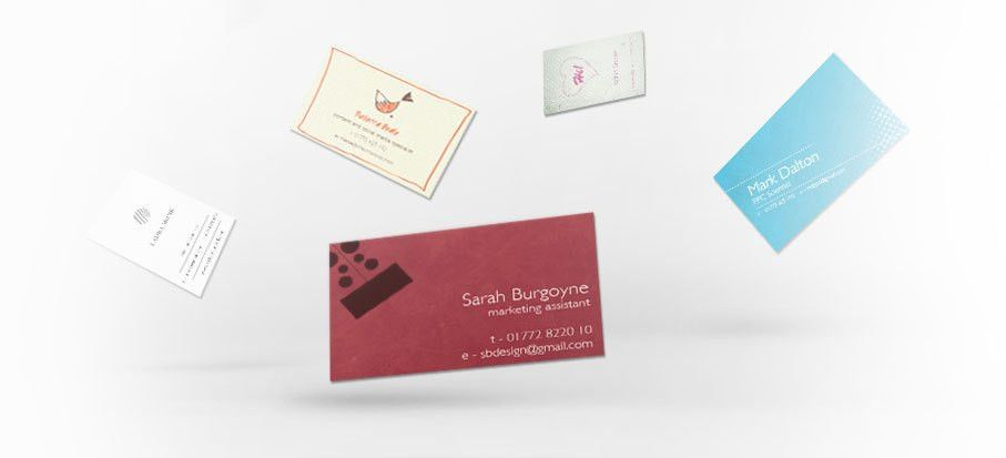 Business Cards from £3.99 | 123Print UK