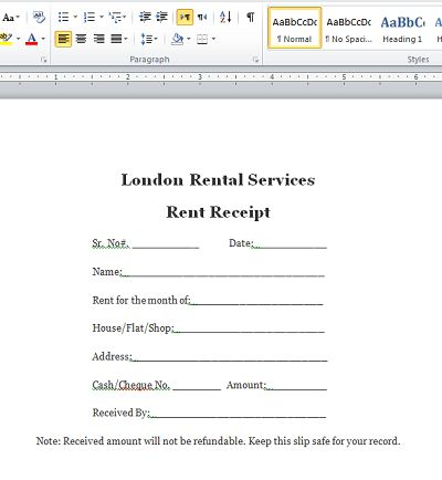 Receipt Archives - SemiOffice.Com