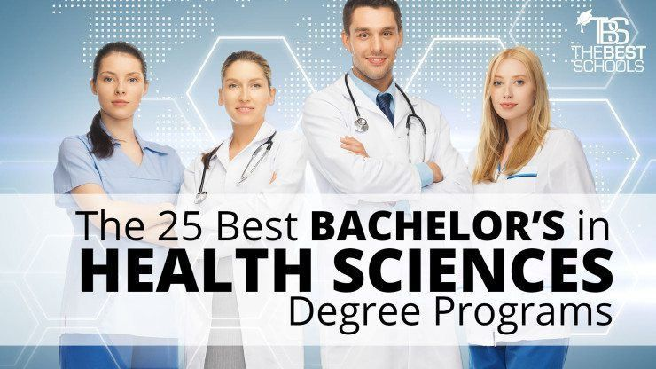 The 25 Best Bachelor's in Health Sciences Degree Programs | The ...