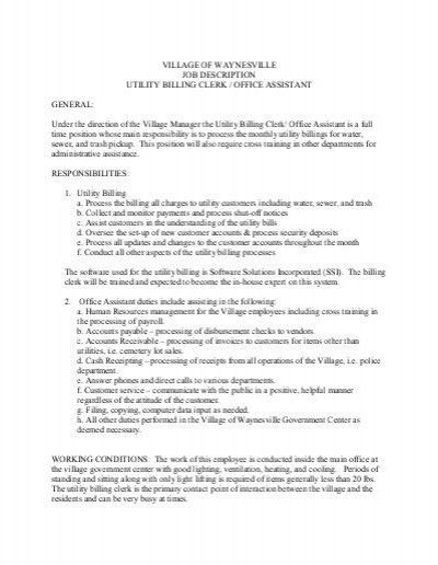 gallery of medical billing clerk job description. medical billing ...