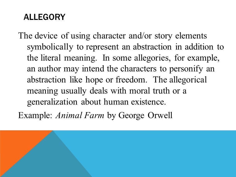 Glossary of Rhetorical Strategies - ppt video online download