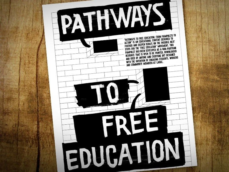 Pathways to free education | GroundUp