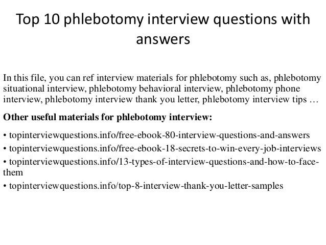 Download 10 Professional Phlebotomy Resumes Templates Free Sample ...