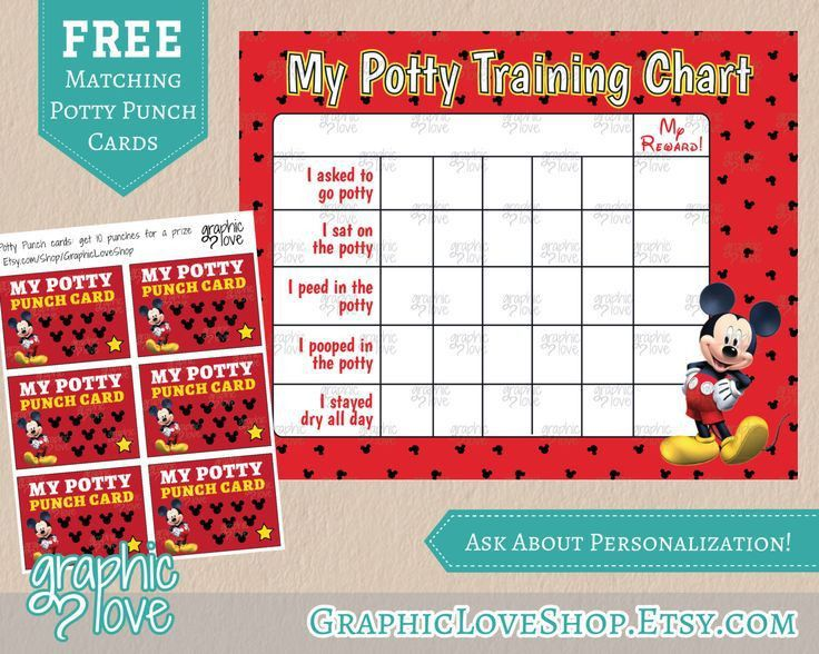 15 best Potty Training Charts images on Pinterest | Potty training ...