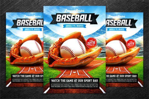 Graphics For Baseball Flyer Graphics   www.graphicsbuzz.com