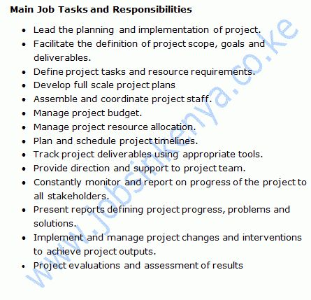 Attain Enterprises Solutions Assistant Project Manager Job in ...