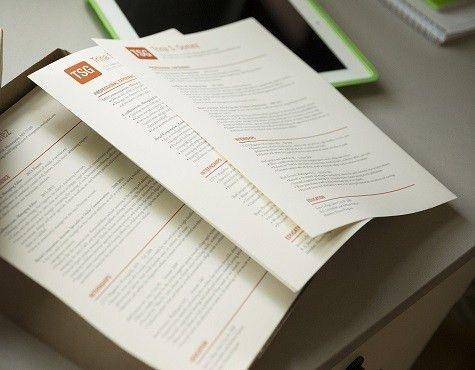 Resume Printing | FedEx Office