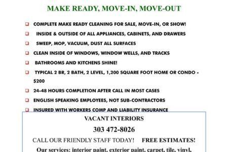 House Cleaning: House Cleaning Ads Samples, House Cleaning ...