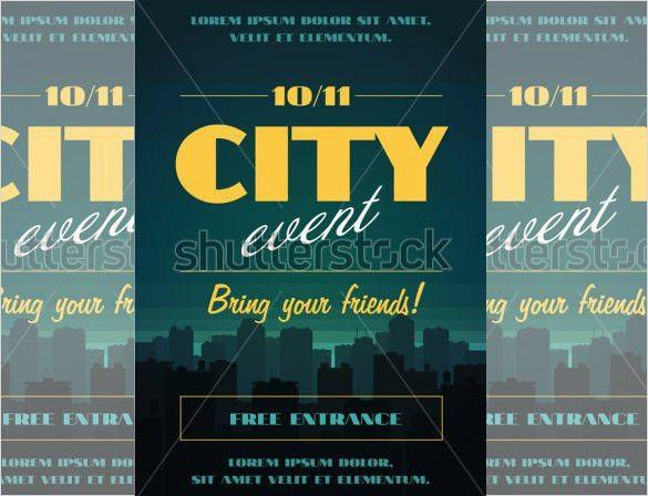 12+ Amazing PSD Event Invitation Templates Designs | Free ...