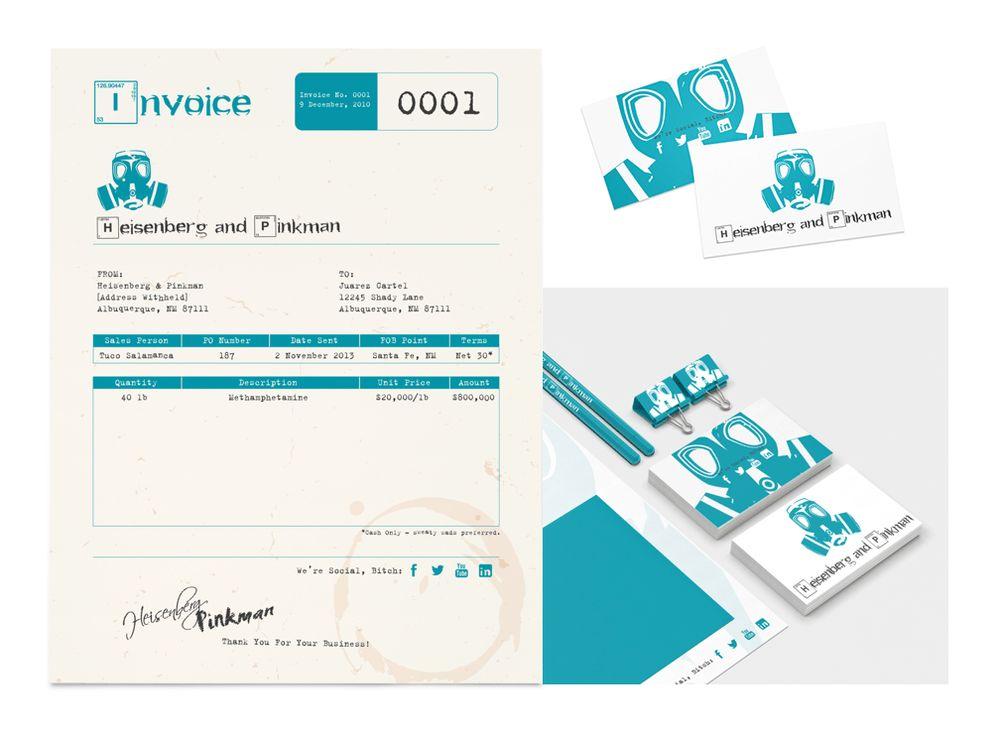Download Cool Invoice Design | rabitah.net