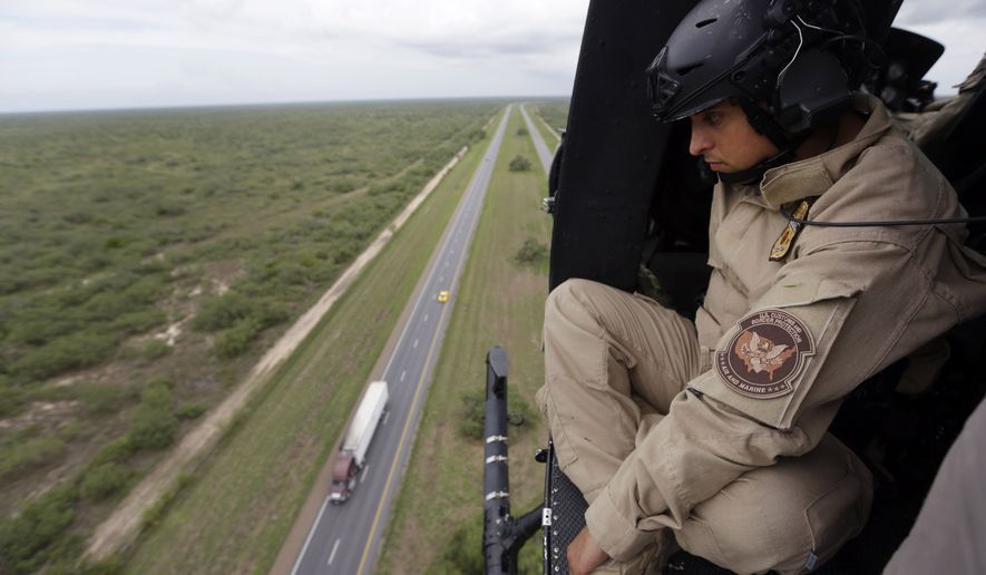 Border Patrol union urges Trump to cut Obama's red tape holding ...
