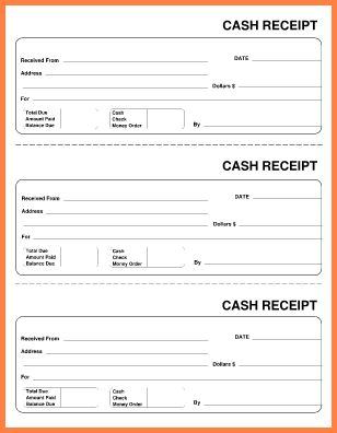 6+ blank receipt templates | pharmacy receipt