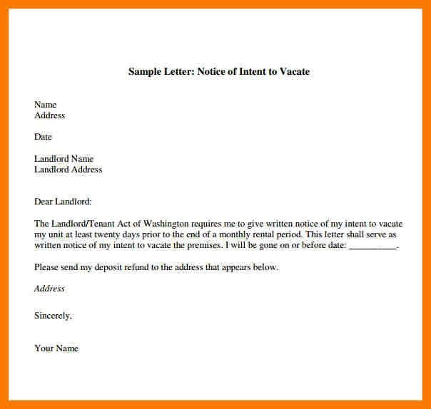 Move out letter to landlord sample etamemibawa sample letter to notify landlord of moving tenant move out notice move spiritdancerdesigns Image collections