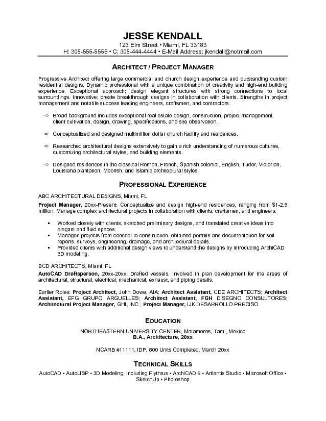 Architectural Resume Examples. Bpo Resume Template 22 Free Samples ...
