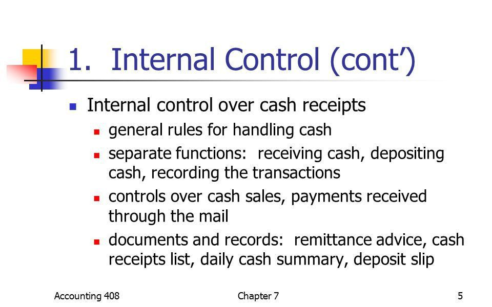 Revenue and Collection Cycle - ppt video online download