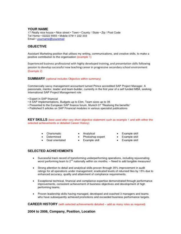 100+ [ Carpenter Resume Objective ] | Resumes Examples Free Free ...