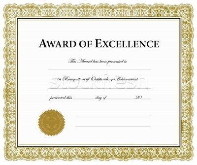 Excellence Award Clipart (28+)