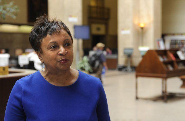 Carla Hayden: 'First Black Woman' Librarian of Congress | Time.com