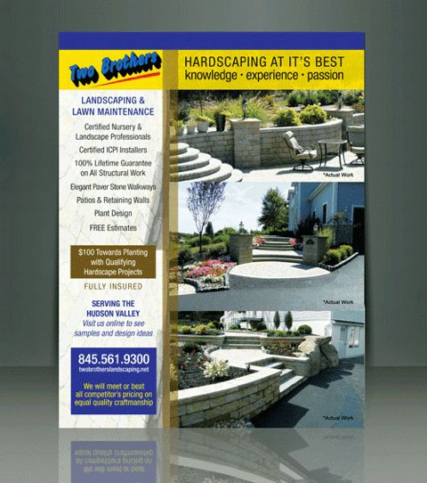 5 Tips for Flyer Design for Landscaping Companies - Elite Flyers