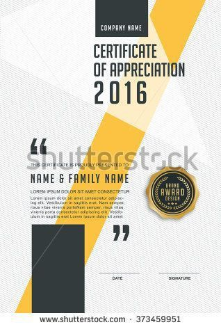 15 best certificates design images on Pinterest | Certificate ...