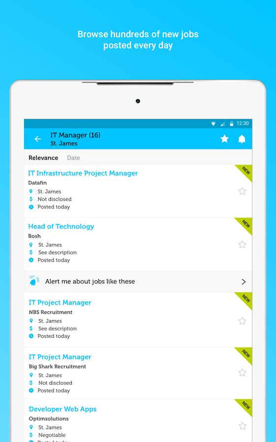 CaribbeanJobs.com Job Search - Android Apps on Google Play