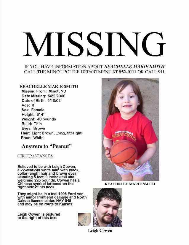 Help Find Reachelle Marie Smith-Truth! | TruthorFiction.com