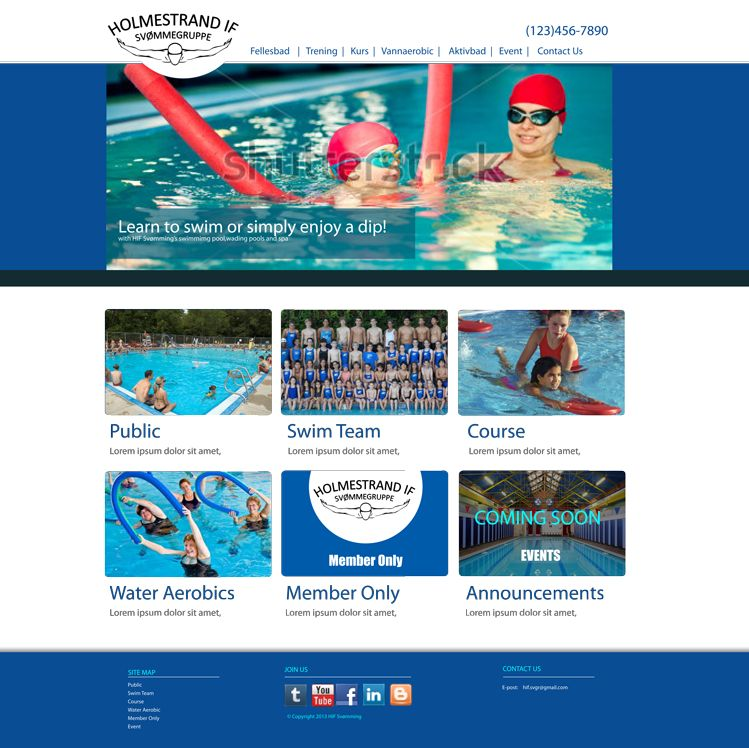 pool1 - Google Sites Templates