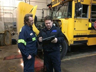 School Bus Mechanic Writes Eye-Opening 'Letter to an Inspector ...