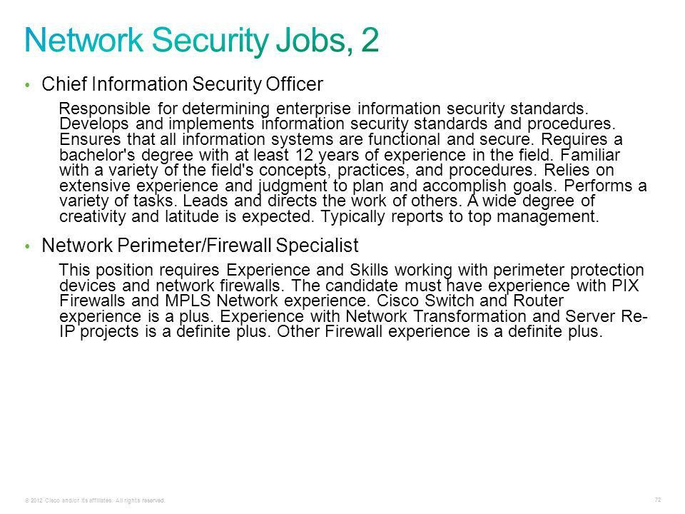 free pdf download 5. security related people. entry level security ...