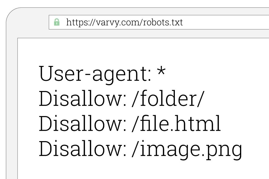 The robots.txt file explained and illustrated
