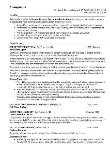 resume-example-9 - Resume Cv