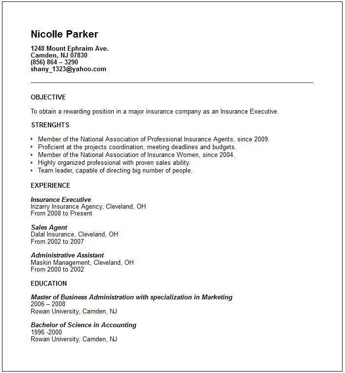 No Experience Resumes Help I Need A Resume But I Have No No ...