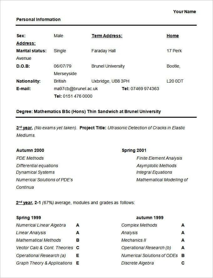 college resume template microsoft word college student resume - College Resume Template Microsoft Word