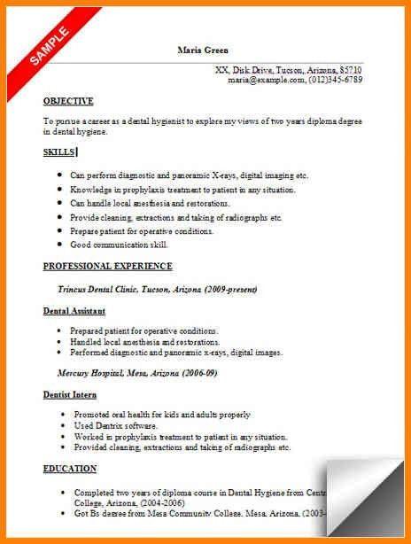 7+ dental hygienist resume skills | cashier resumes