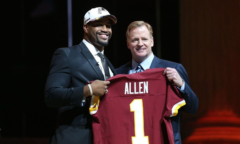 Grading all 32 first-round picks in the 2017 NFL draft | For The Win