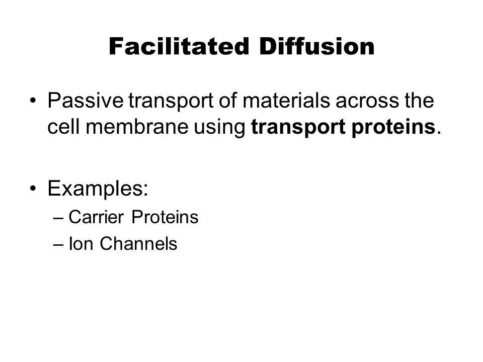 Diffusion: Section 6.2 Osmosis: Section ppt download