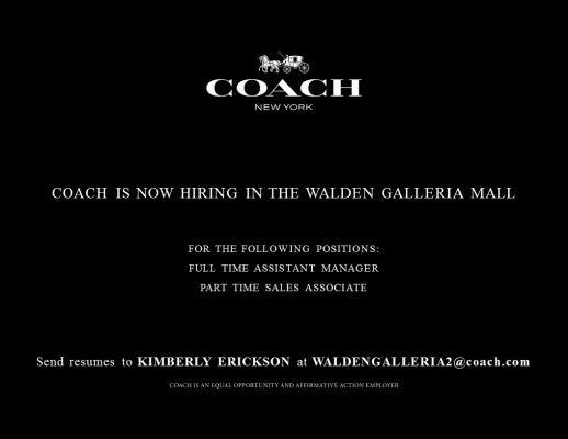 Full Time Assistant Manager & Part Time Sales Associate - Walden ...