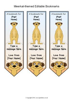 Printable Award Bookmarks for Primary KS1 & KS2 - SparkleBox